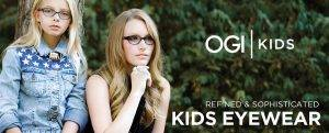 Mother & Daughter wearing glasses - Ogi Kids Eye Wear - Optometrist - Burnsville, MN
